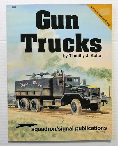 CHEAP BOOKS  ZB2338 GUN TRUCKS - TIMOTHY J KUTTA