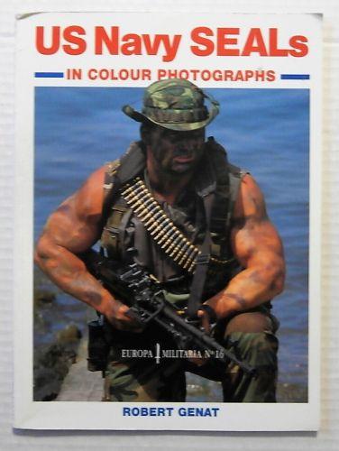 CHEAP BOOKS  ZB2344 US NAVY SEALS IN COLOUR PHOTOGRAPHS - ROBERT GENAT