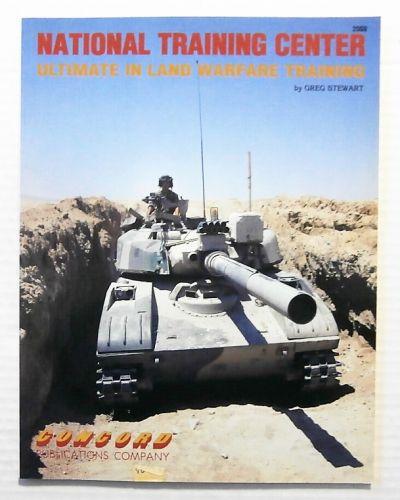 CHEAP BOOKS  ZB2349 NATIONAL TRAINING CENTER ULTIMATE IN LAND WARFARE TRAINING - GREG STEWART