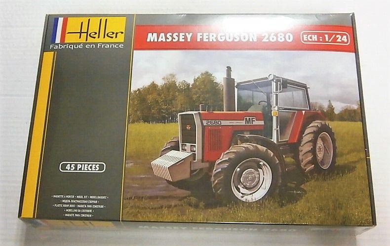 HELLER 1/24 81402 MASSEY FERGUSON 2680