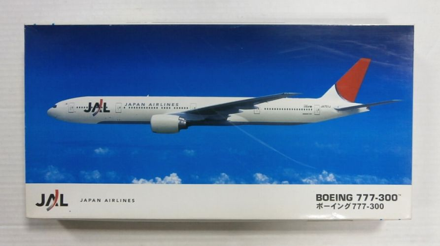 HASEGAWA 1/200 10711 BOEING 777-300 JAL