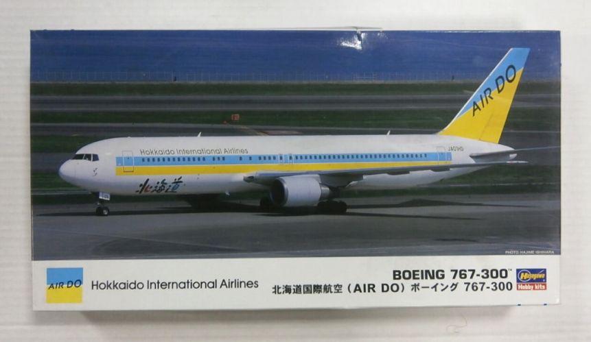 HASEGAWA 1/200 10712 BOEING 767-300 AIR DO