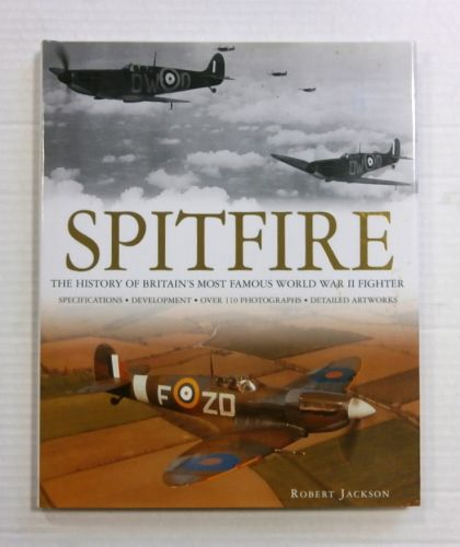 CHEAP BOOKS  ZB1179 SPITFIRE THE HISTORY OF BRITAINS MOST FAMOUS WORLD WAR II FIGHTER ROBERT JACKSON