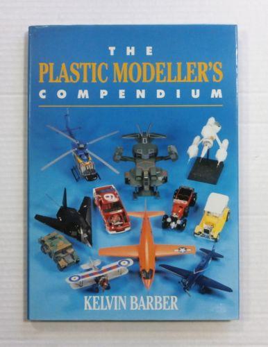 CHEAP BOOKS  ZB1172 THE PLASTIC MODELLERS COMPENDIUM KELVIN BARBER