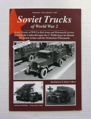 TANKOGRAD  2007 SOVIET TRUCKS OF WORLD WAR 2