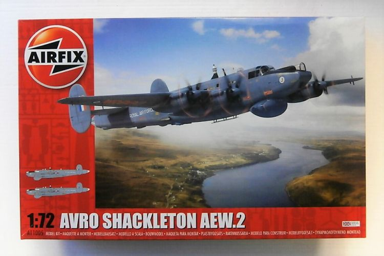AIRFIX 1/72 11005 AVRO SHACKLETON AEW.2