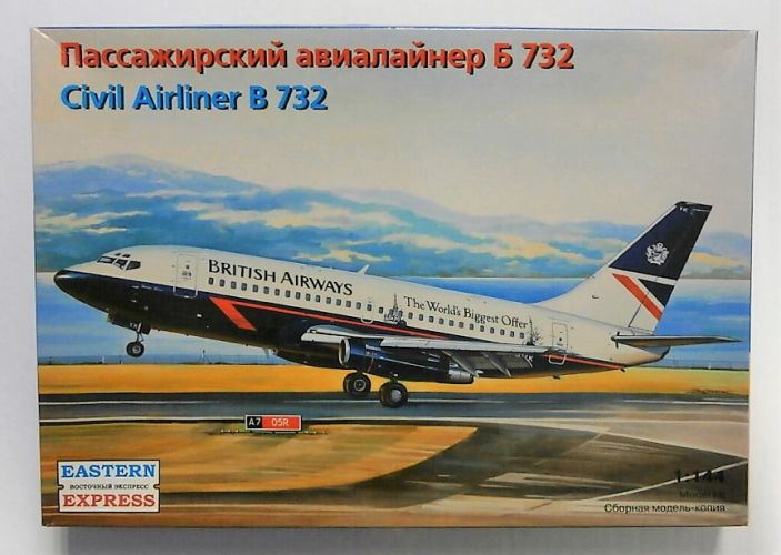 EASTERN EXPRESS 1/144 14469 B 732 CIVIL AIRLINER