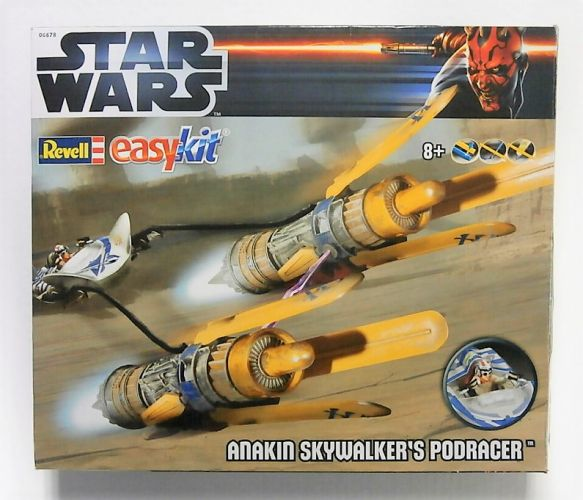 REVELL  06678 STAR WARS ANAKIN SKYWALKERS PODRACER