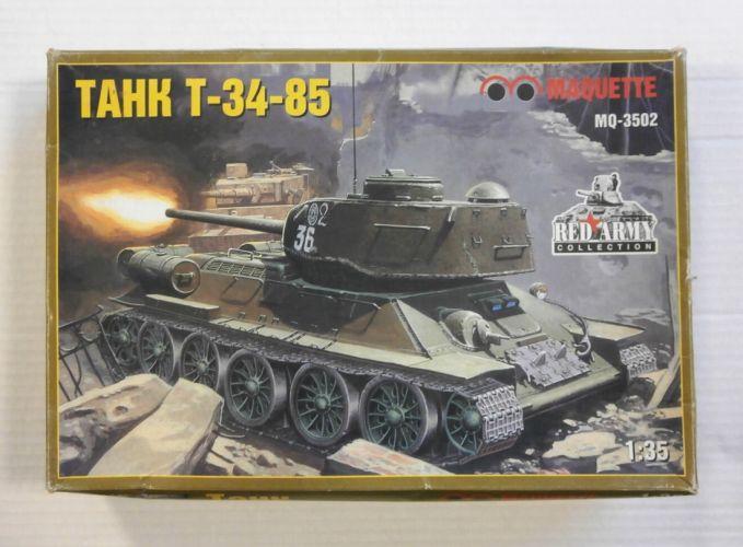 MAQUETTE 1/35 3502 T-34-85