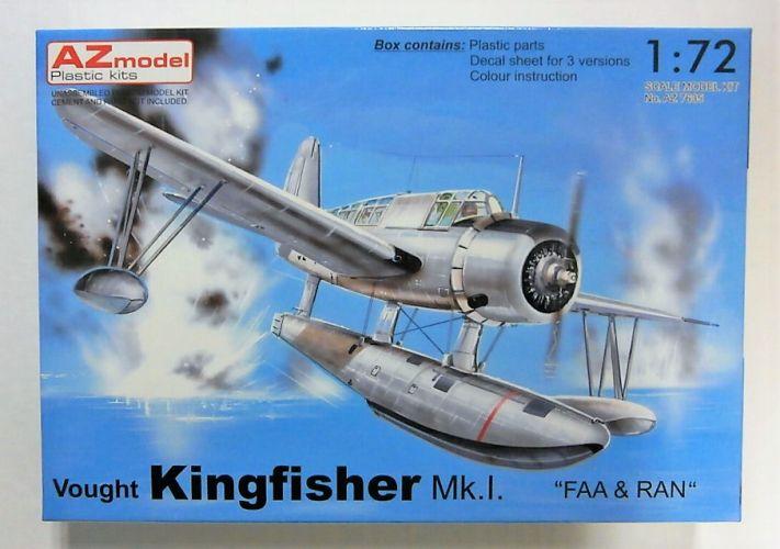 AZ MODEL 1/72 7635 VOUGHT KINGFISHER MK.I FLOATPLANE  FAA   RAN