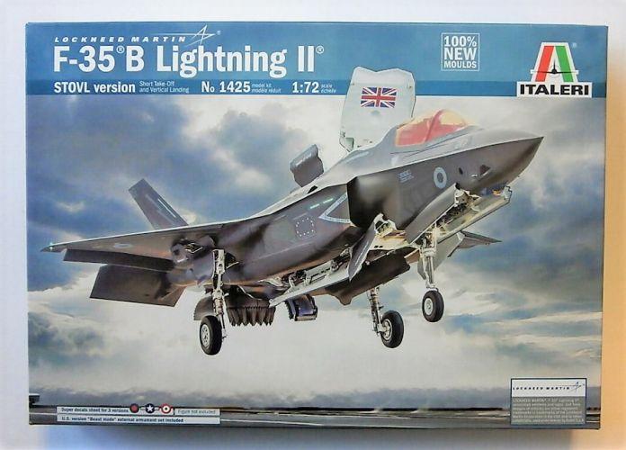 ITALERI 1/72 1425 F-35 B LIGHTNING II