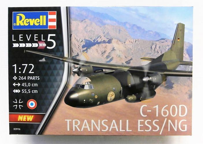 REVELL 1/72 03916 C-160D TRANSALL ESS/NG