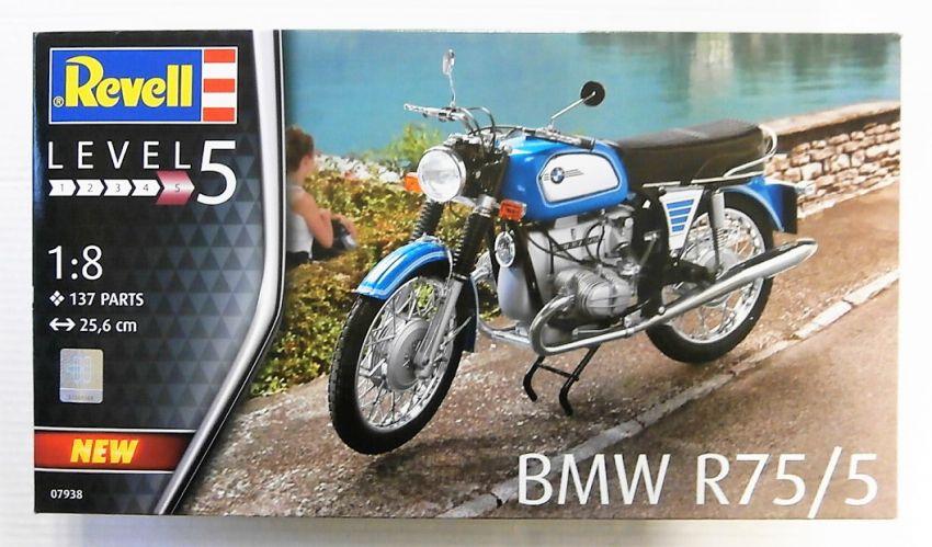 REVELL 1/8 07938 BMW R75/5