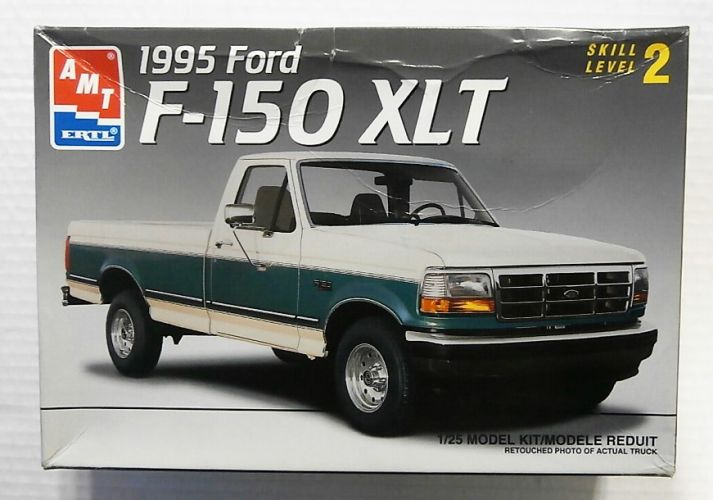 AMT 1/25 6106 1995 FORD F-150 XLT