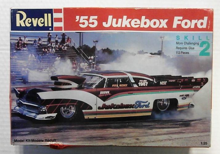 REVELL 1/25 7436 1955 JUKEBOX FORD
