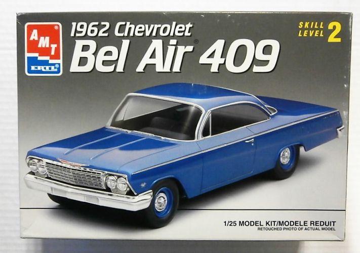 AMT 1/25 8716 1962 CHEVROLET BEL AIR 409