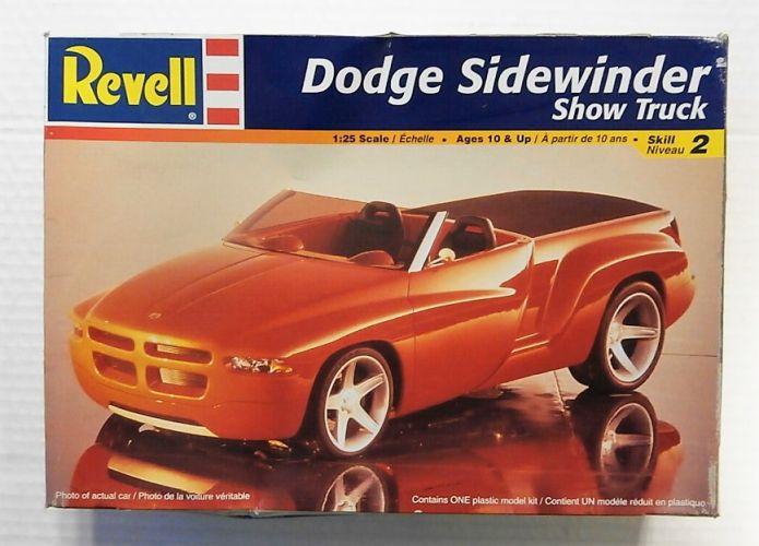 REVELL 1/25 7662 DODGE SIDEWINDER SHOW TRUCK