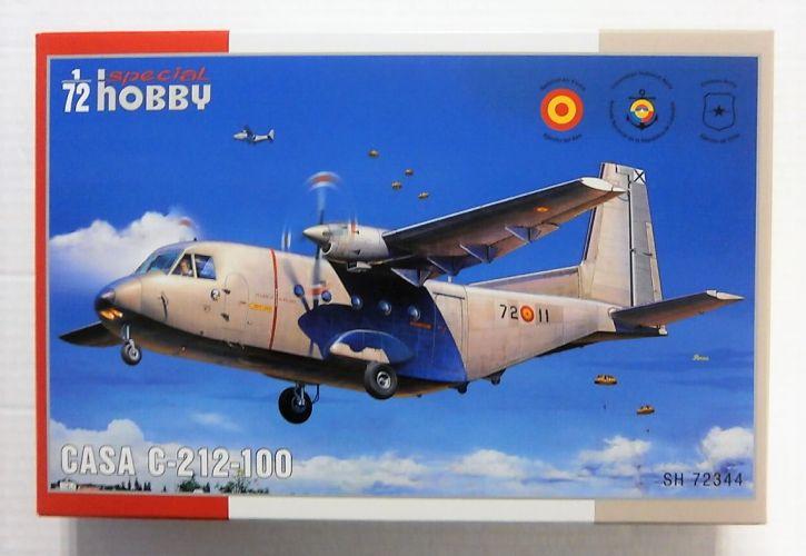 SPECIAL HOBBY 1/72 72344 CASA C-212-100