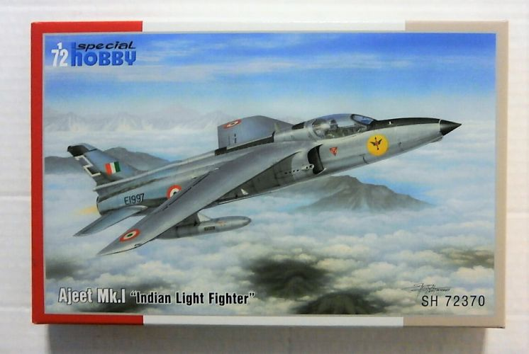 SPECIAL HOBBY 1/72 72370 AJEET Mk.1 INDIAN LIGHT FIGHTER