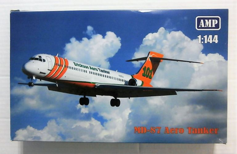 AMP 1/144 14001 MD-87 AERO TANKER