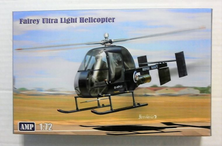 AMP 1/72 72002 FAIREY ULTRA LIGHT HELICOPTER