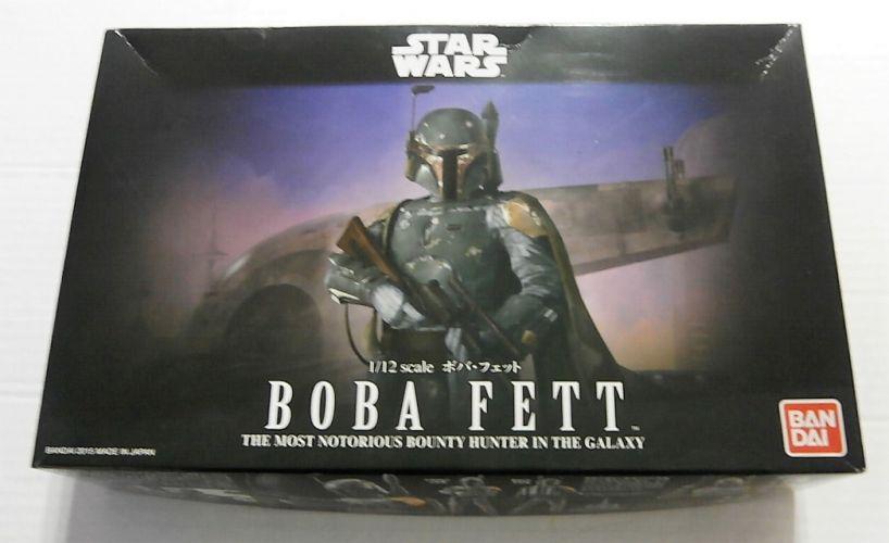 BANDAI 1/12 0201305 STAR WARS BOBA FETT