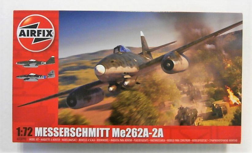 AIRFIX 1/72 03090 MESSERSCHMITT Me262A-2A