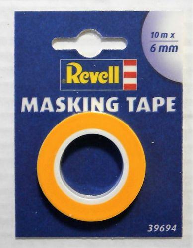 REVELL 6mm 39694 10m X 6mm MASKING TAPE