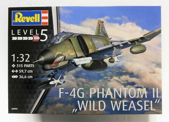 REVELL 1/32 04959 F-4G PHANTOM II - WILD WEASEL