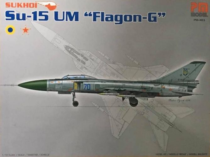 PM 1/72 403 SUKHOI SU-15 UM FLAGON-G