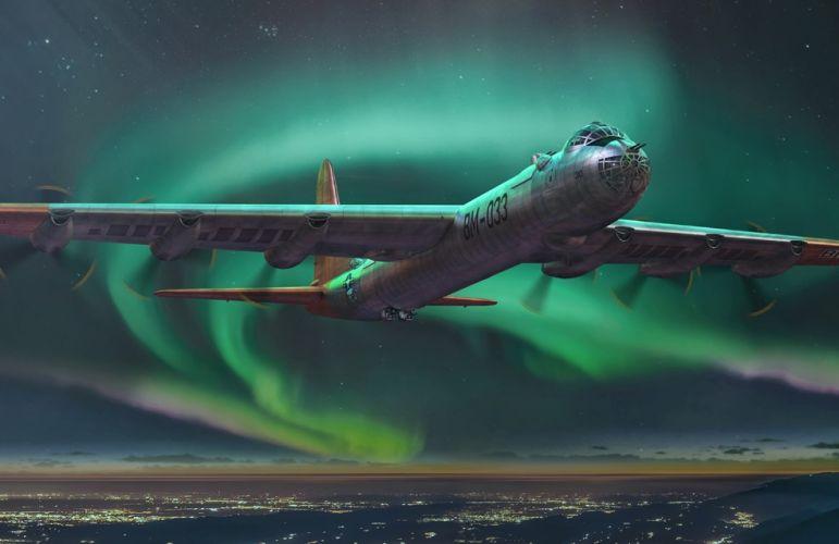 RODEN 1/144 347 CONVAIR B-36B PEACEMAKER