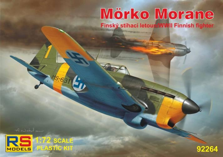 RS MODELS 1/72 92264 MORKO MORANE
