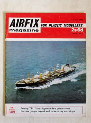 AIRFIX  AIRFIX MAGAZINE 1969 APRIL