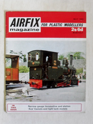 AIRFIX  AIRFIX MAGAZINE 1969 MAY