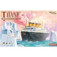 SUYATA  SL001 TITANIC - SEAL   ICEBERG SCENE