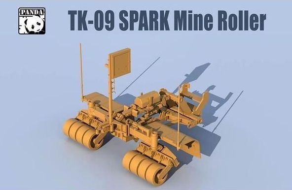 PANDA 1/35 TK-09 SPARK MINE ROLLER