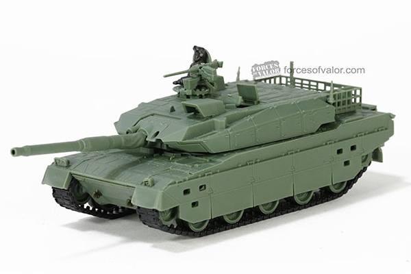 FORCES OF VALOR 1/72 873013a JGSDF TYPE 10 1ST TANK BATTALION