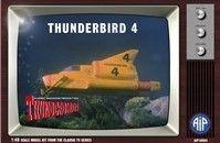 ADVENTURES IN PLASTIC 1/48 10004 THUNDERBIRD 4