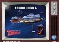 ADVENTURES IN PLASTIC  10005 THUNDERBIRD 5 WITH THUNDERBIRD 3