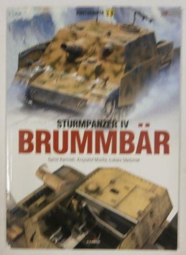 CHEAP BOOKS  ZB3370 STURMPANZER IV BRUMMBAR