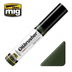 AMMO BY MIG JIMENEZ  3507 DARK GREEN OILBRUSHER