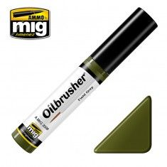 AMMO BY MIG JIMENEZ  3506 FIELD GREEN OILBRUSHER