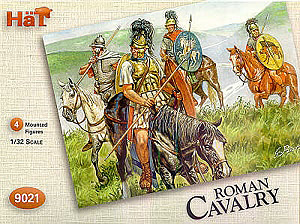 HAT INDUSTRIES 1/32 9021 ROMAN CAVALRY