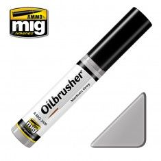 AMMO BY MIG JIMENEZ  3509 MEDIUM GREY OILBRUSHER