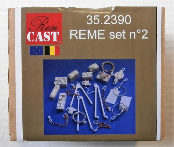 RESICAST 1/35 35.2390 REME SET No2