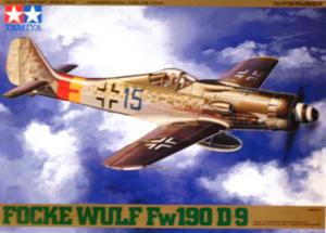 TAMIYA 1/48 61041 FOCKE WULF Fw 190D-9