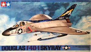 TAMIYA 1/48 61055 DOUGLAS F-4D-1 SKYRAY