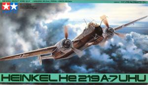 TAMIYA 1/48 61057 HEINKEL He 219A-7 UHU