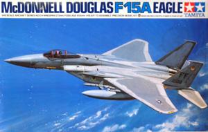 TAMIYA 1/48 61024 McDONNELL DOUGLAS F-15A EAGLE
