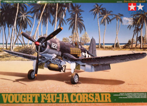 TAMIYA 1/48 61070 VOUGHT F4U-1A CORSAIR
